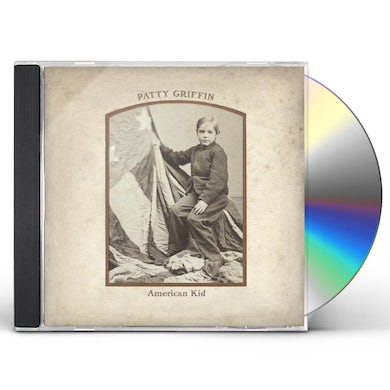 Patty Griffin AMERICAN KID CD