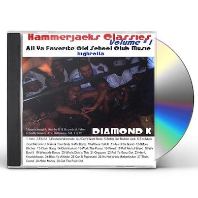Diamond K HAMMERJACKS CLASSICS CD