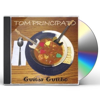 Tom Principato GUITAR COMBO CD