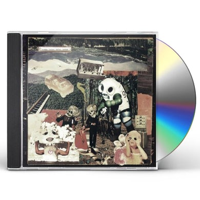 Wooden Indian Burial Ground CD