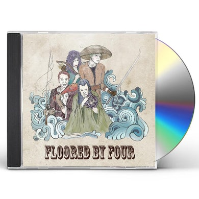 Floored By Four CD
