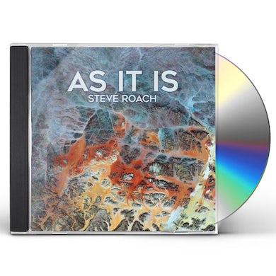 Steve Roach / Dirk Serries  As It Is CD