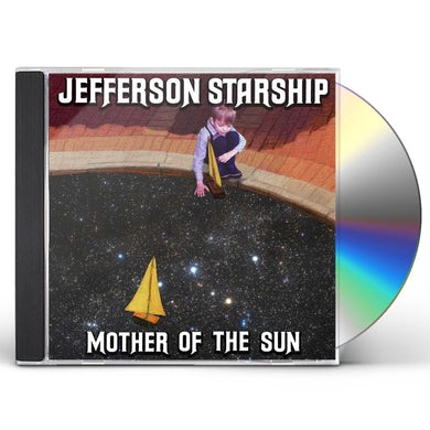 Jefferson Starship Mother Of The Sun (Special Packaging) CD