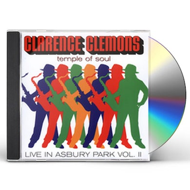 Clarence Clemons LIVE IN ASBURY PARK 2 CD