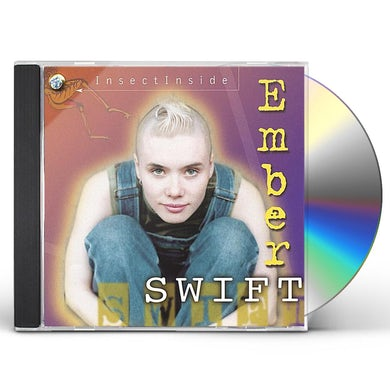 Ember Swift INSECTINSIDE CD