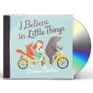 Diana Panton I BELIEVE IN LITTLE THINGS CD