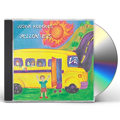 Justin Roberts YELLOW BUS CD