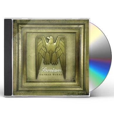 Samiam ORPHAN WORKS CD