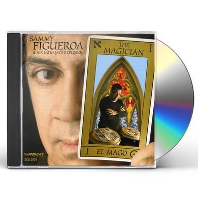 Sammy Figueroa MAGICIAN CD