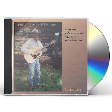 Bent Myggen INVISIBLE MAN CD