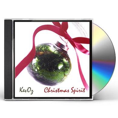 KevOz CHRISTMAS SPIRIT CD