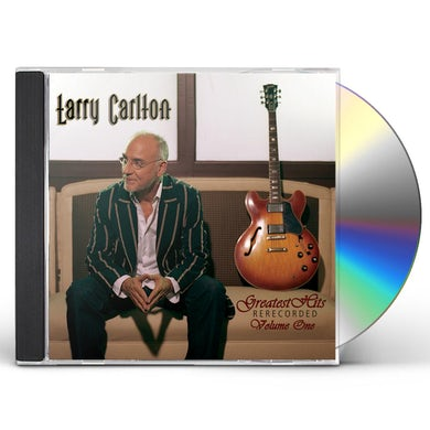 Larry Carlton GREATEST HITS RE-RECORDED 1 CD