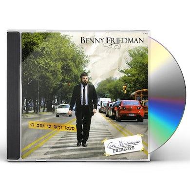 Benny Friedman TAAMU CD
