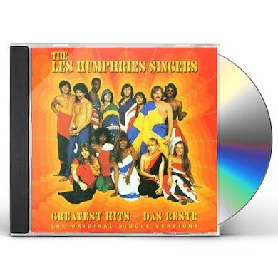LES HUMPHRIES SINGERS GREATEST HITS-DAS BESTE CD