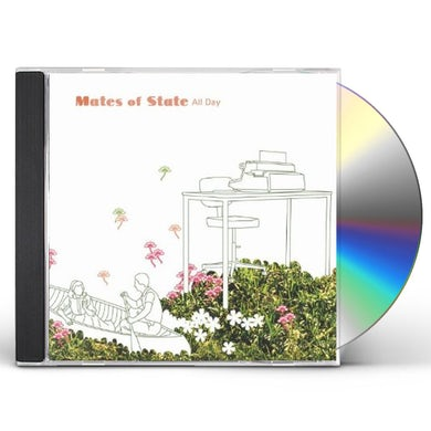 Mates Of State ALL DAY CD