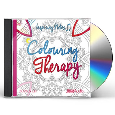 Peter Samuels COLOURING THERAPY CD