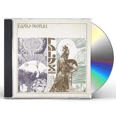 Wolf People RUINS CD