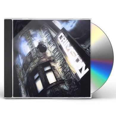 Crimson BACK TO THE BLUE WINDOW CD