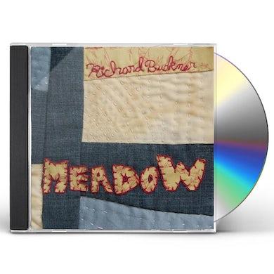 Richard Buckner MEADOW CD