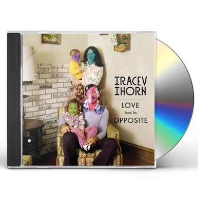 Tracey Thorn LOVE AND ITS OPPOSITE CD