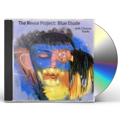 Reese Project BLUE ETUDE CD