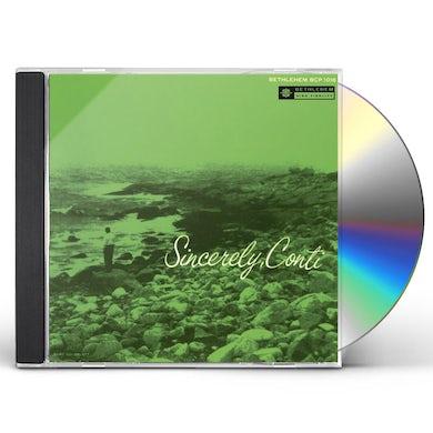 Conte Candoli SINCERELY CONTI CD