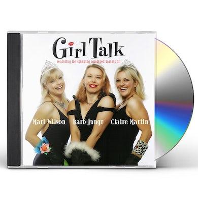 GIRL TALK Super Audio CD