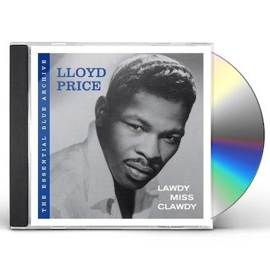 Lloyd Price ESSENTIAL BLUE ARCHIVE: LAWDY MISS CLAWDY CD
