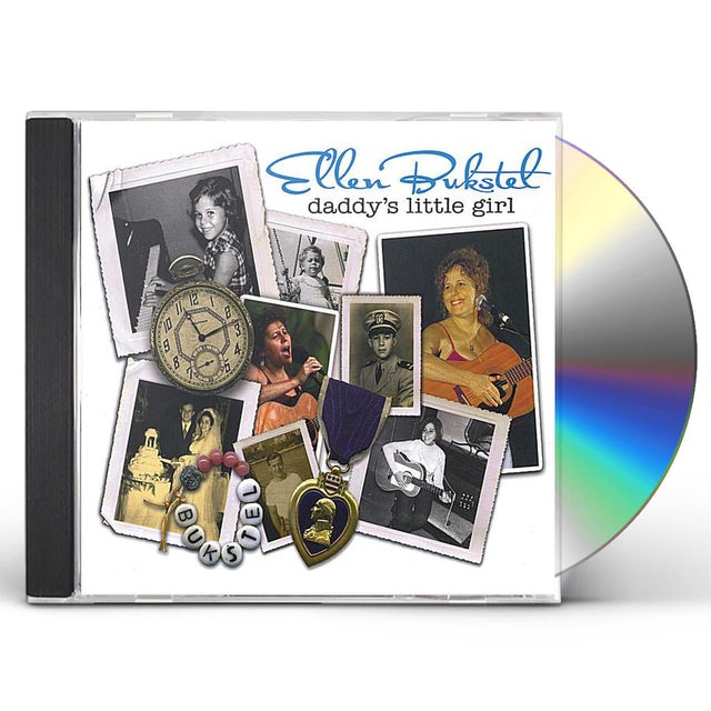 Ellen Bukstel DADDY'S LITTLE GIRL CD