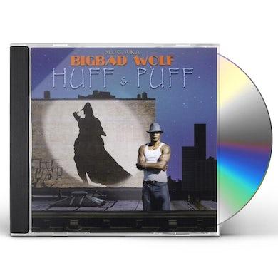 MDG HUFF & PUFF CD