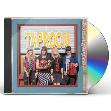 Screaming Orphans TAPROOM CD