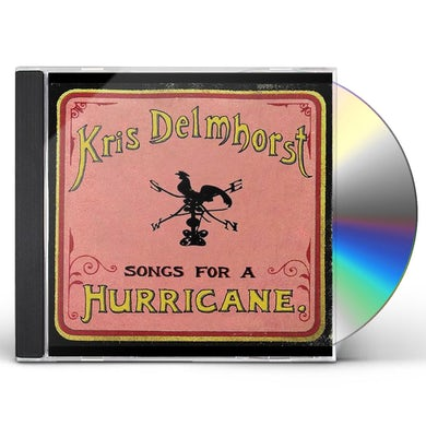 Kris Delmhorst SONGS FOR A HURRICANE CD