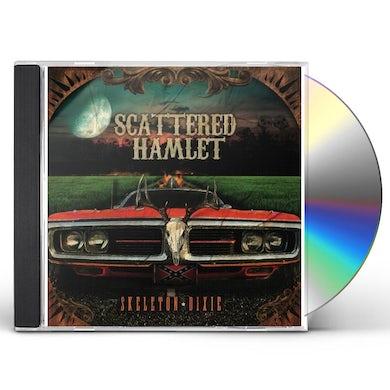 Scattered Hamlet SKELETON DIXIE CD