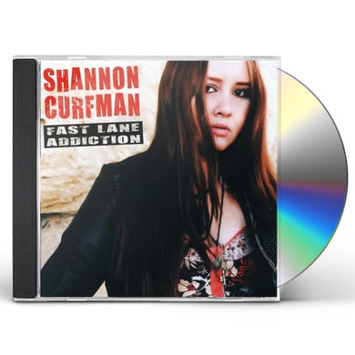 Shannon Curfman FAST LANE ADDICTION CD