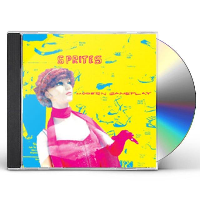 Sprites MODERN GAMEPLAY CD