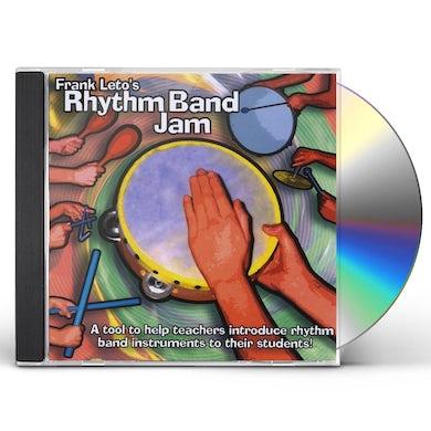Frank Leto RHYTHM BAND JAM CD