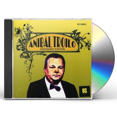 Anibal Troilo GRANDES EXITOS CD