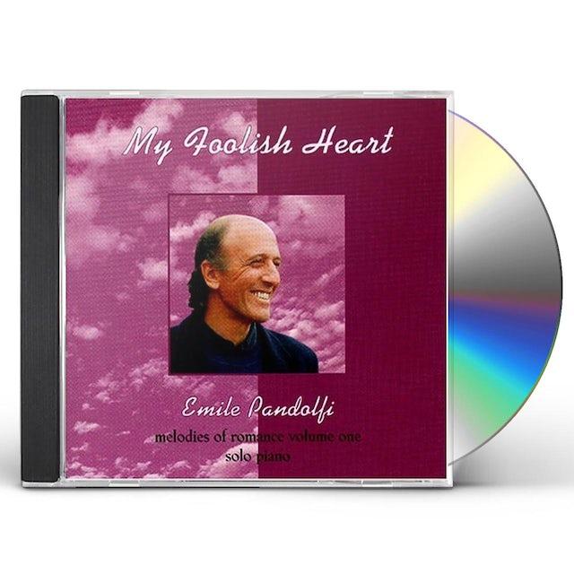 Emile Pandolfi MY FOOLISH HEART CD