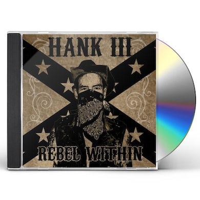 Hank Williams Iii REBEL WITHIN CD