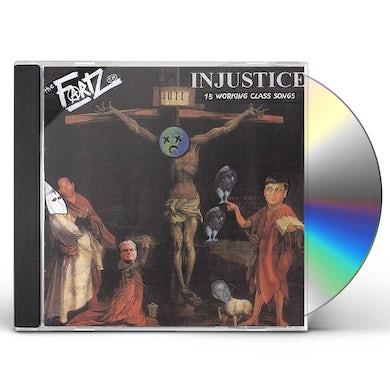 Fartz INJUSTICE CD