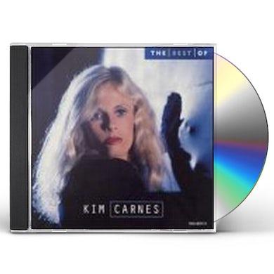 Kim Carnes BEST OF CD