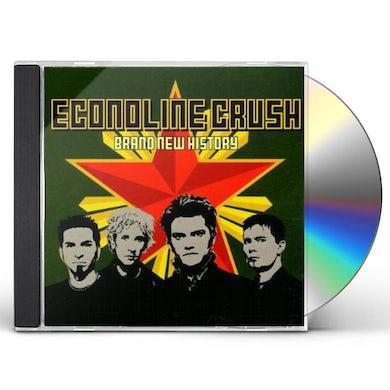 BRAND NEW HISTORY CD