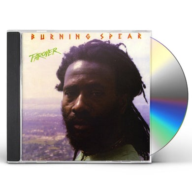 Burning Spear FAR OVER CD