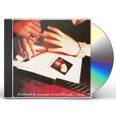 Mina FINALMENTE HO CONOSCIUTO IL CONTE DRACULA CD