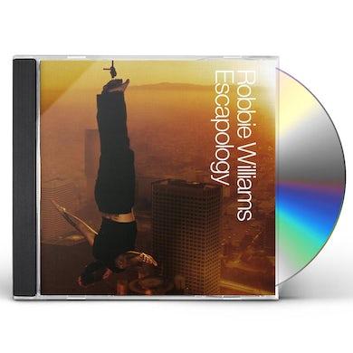 Robbie Williams ESCAPOLOGY CD