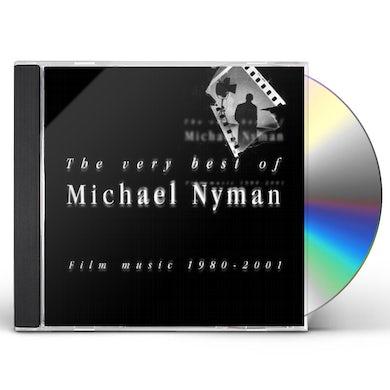 VERY BEST OF MICHAEL NYMAN: FILM MUSIC 1980-2000 CD