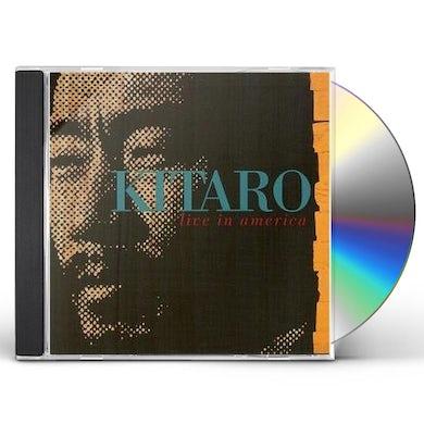 Kitaro LIVE IN AMERICA CD