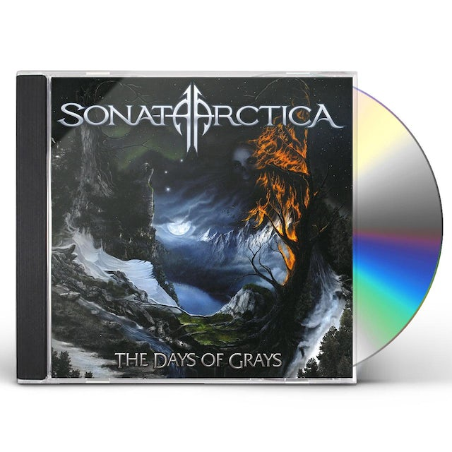 Sonata Arctica DAYS OF GRAYS CD