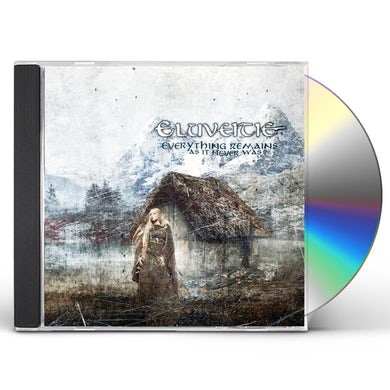Eluveitie EVERYTHING REMAINS: AS IT NEVER WAS CD