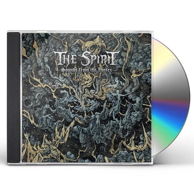 Spirit SOUNDS FROM THE VORTEX CD